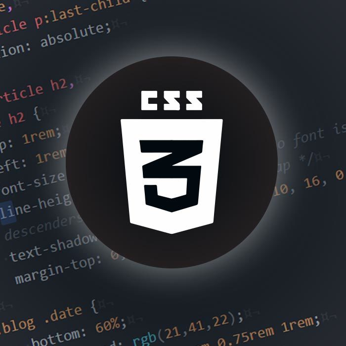 CSS Icon in Front of Code